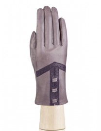 Перчатки женские без пальцев IS840 d.pink/amethyst (Eleganzza)