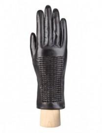 Перчатки женские (шерсть и кашемир) F-HP0049 black (Eleganzza)