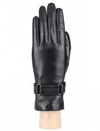 Перчатки женские (шерсть и кашемир) F-HP0053 black (Eleganzza)