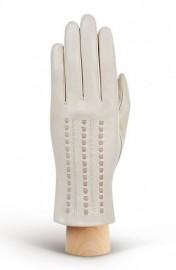 Перчатки женские (шерсть и кашемир) F-IS0054 beige (Eleganzza)
