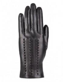 Перчатки женские (шерсть и кашемир) F-IS0054 black (Eleganzza)