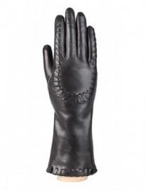 Перчатки женские (шерсть и кашемир) F-IS0061 black (Eleganzza)