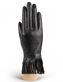 Перчатки женские (шерсть и кашемир) HP01240 black (Eleganzza)