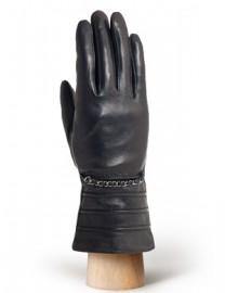 Перчатки женские (шерсть и кашемир) HP01320 black (Eleganzza)