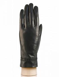 Перчатки женские (шерсть и кашемир) HP02800 black (Eleganzza)