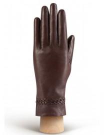 Перчатки женские (шерсть и кашемир) HP02800 mocca (Eleganzza)