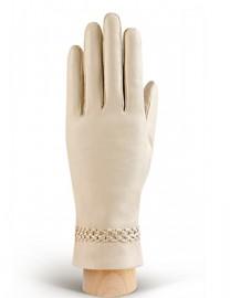 Перчатки женские (шерсть и кашемир) HP02800 parchment (Eleganzza)