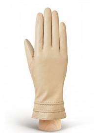 Перчатки женские (шерсть и кашемир) HP02836 beige (Eleganzza)
