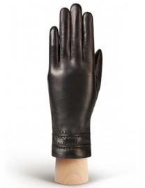 Перчатки женские (шерсть и кашемир) HP02836 black (Eleganzza)