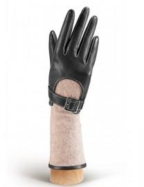 Перчатки женские (шерсть и кашемир) HP05000 black (Eleganzza)