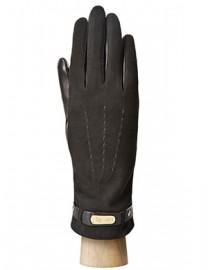Перчатки женские (шерсть и кашемир) HP09123 black (Eleganzza)