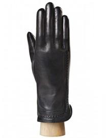 Перчатки женские (шерсть и кашемир) HP09301-sh black (Eleganzza)