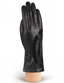 Перчатки женские (шерсть и кашемир) HP30230 black (Eleganzza)