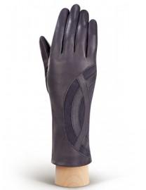 Перчатки женские (шерсть и кашемир) HP30230 charcoal (Eleganzza)