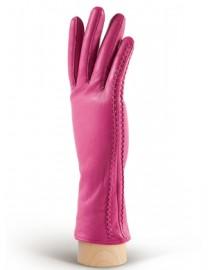 Перчатки женские (шерсть и кашемир) HP91104 fuchsia (Eleganzza)
