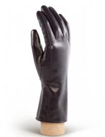 Перчатки женские (шерсть и кашемир) HP91238 black (Eleganzza)