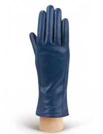 Перчатки женские (шерсть и кашемир) HP91238 d.blue (Eleganzza)