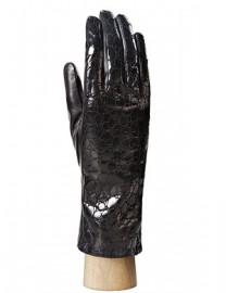 Перчатки женские (шерсть и кашемир) IS0122 black (Eleganzza)