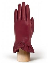 Перчатки женские (шерсть и кашемир) IS01818 merlot (Eleganzza)