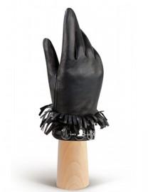 Перчатки женские (шерсть и кашемир) IS01900 black (Eleganzza)