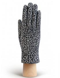 Перчатки женские (шерсть и кашемир) IS02015 blue (Eleganzza)