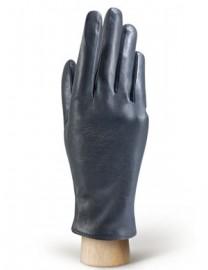 Перчатки женские (шерсть и кашемир) IS02016 d.blue perlato (Eleganzza)