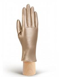 Перчатки женские (шерсть и кашемир) IS02016 gold (Eleganzza)