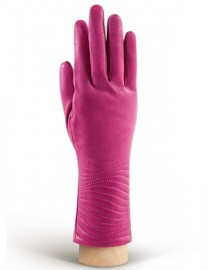 Перчатки женские (шерсть и кашемир) IS02022 fuchsia (Eleganzza)