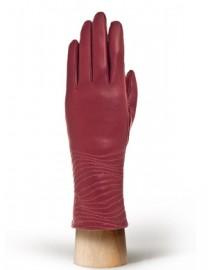 Перчатки женские (шерсть и кашемир) IS02022 merlot (Eleganzza)