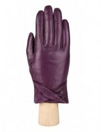 Перчатки женские (шерсть и кашемир) IS02044 amethyst (Eleganzza)