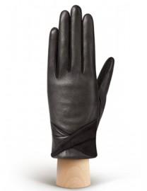 Перчатки женские (шерсть и кашемир) IS02044 black (Eleganzza)