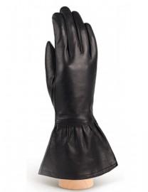 Перчатки женские (шерсть и кашемир) IS02050 black (Eleganzza)