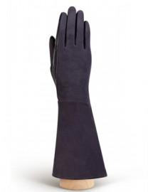Перчатки женские (шерсть и кашемир) IS02054 charcoal (Eleganzza)