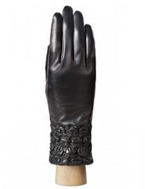 Перчатки женские (шерсть и кашемир) IS0217 black (Eleganzza)