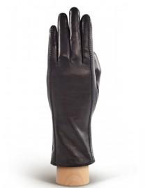 Перчатки женские (шерсть и кашемир) IS02804-sh black (Eleganzza)