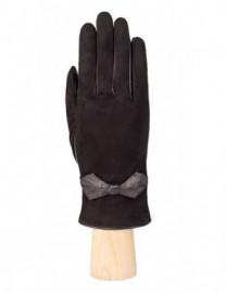 Перчатки женские (шерсть и кашемир) IS02845 black (Eleganzza)