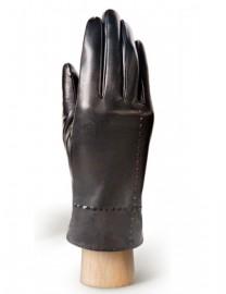 Перчатки женские (шерсть и кашемир) IS0326 black (Eleganzza)