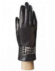 Перчатки женские (шерсть и кашемир) IS0358 black (Eleganzza)