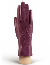 Перчатки женские (шерсть и кашемир) IS04000 merlot (Eleganzza)