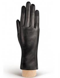 Перчатки женские (шерсть и кашемир) IS0437 black (Eleganzza)