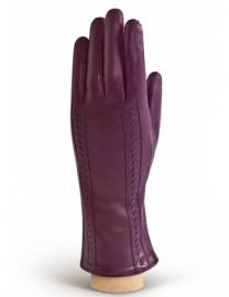 Перчатки женские (шерсть и кашемир) IS04509 amethyst (Eleganzza)