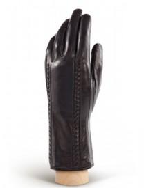 Перчатки женские (шерсть и кашемир) IS04509 black (Eleganzza)