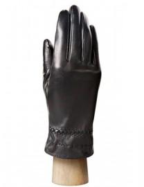Перчатки женские (шерсть и кашемир) IS0506 black (Eleganzza)