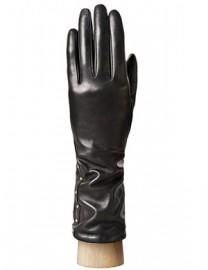 Перчатки женские (шерсть и кашемир) IS06301 black (Eleganzza)