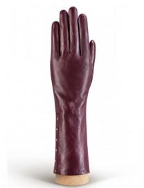 Перчатки женские (шерсть и кашемир) IS06301 merlot shine (Eleganzza)