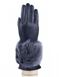 Перчатки женские (шерсть и кашемир) IS07500 black (Eleganzza)