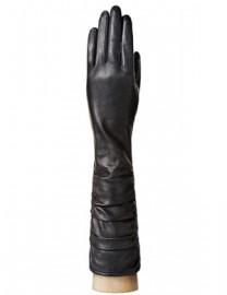 Перчатки женские (шерсть и кашемир) IS08002 black (Eleganzza)