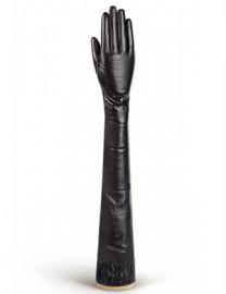 Перчатки женские (шерсть и кашемир) IS08008 black (Eleganzza)