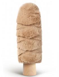 Перчатки женские (шерсть и кашемир) IS09800 beige (Eleganzza)