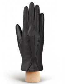 Перчатки женские (шерсть и кашемир) IS09802 black (Eleganzza)